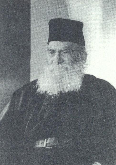 Μοναχός Αββακούμ Λαυριώτης,ο ανυπόδητος και θεοδίδακτος