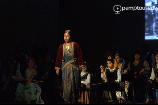 Με την καρδιά στον Πόντο και την ψυχή στη Θεσσαλονίκη (2η Παγκόσμια Συνδιάσκεψη Ποντιακής Νεολαίας)