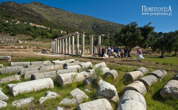 Τα μυστικά της Αρχαίας Μεσσήνης αποκαλύπτονται στους 7 Σοφούς!
