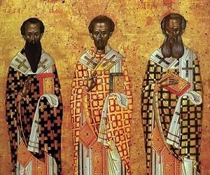 Τρεις Ιεράρχες: Οι Μεγάλοι της Εκκλησίας και της Ιστορίας