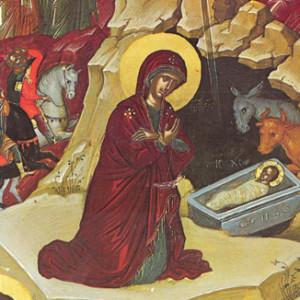 Από την υμνολογία των Χριστουγέννων