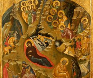 Ερμηνευτικές προσεγγίσεις στην εικόνα της Γέννησης του Χριστού