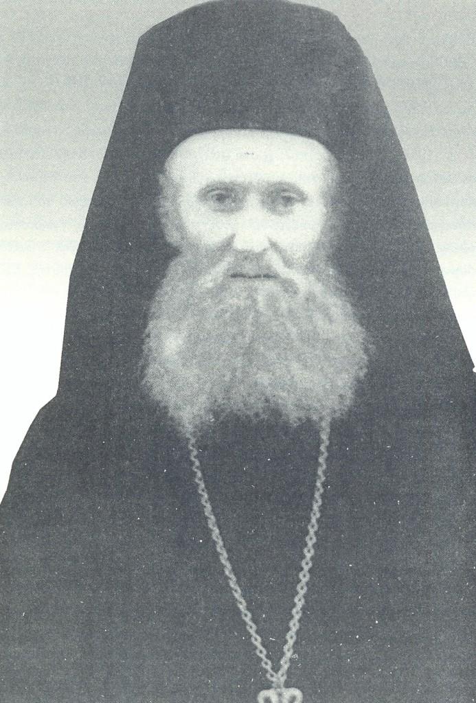 Ιερομόναχος Γαβριήλ Νεοσκητιώτης