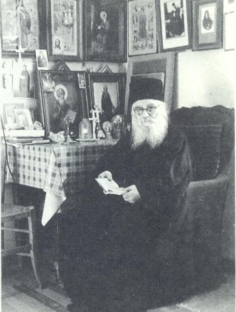 Ιερομόναχος Ιερώνυμος Σιμωνοπετρίτης