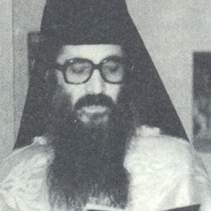 Ιερομόναχος Κοσμάς Γρηγοριάτης (1942 – 27 Ιανουαρίου 1989)