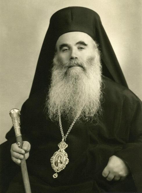 Μητροπολίτης Διονύσιος Τρίκκης (1905-4.1.1970)
