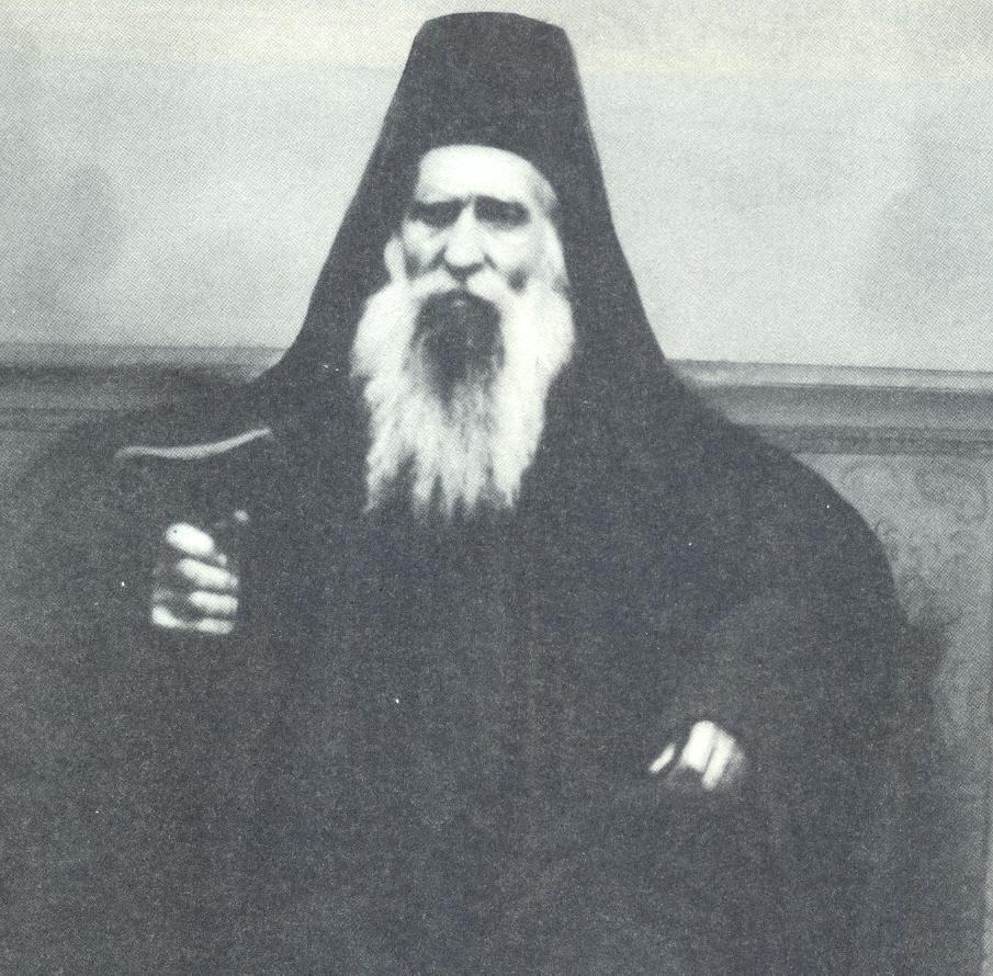 Μοναχός Ανδρέας Νεοσκητιώτης