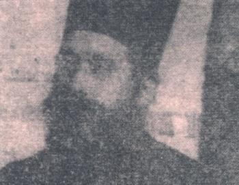 Μοναχός Γεράσιμος Αγιοπαυλίτης (1881 - 30 Ιανουαρίου 1957)