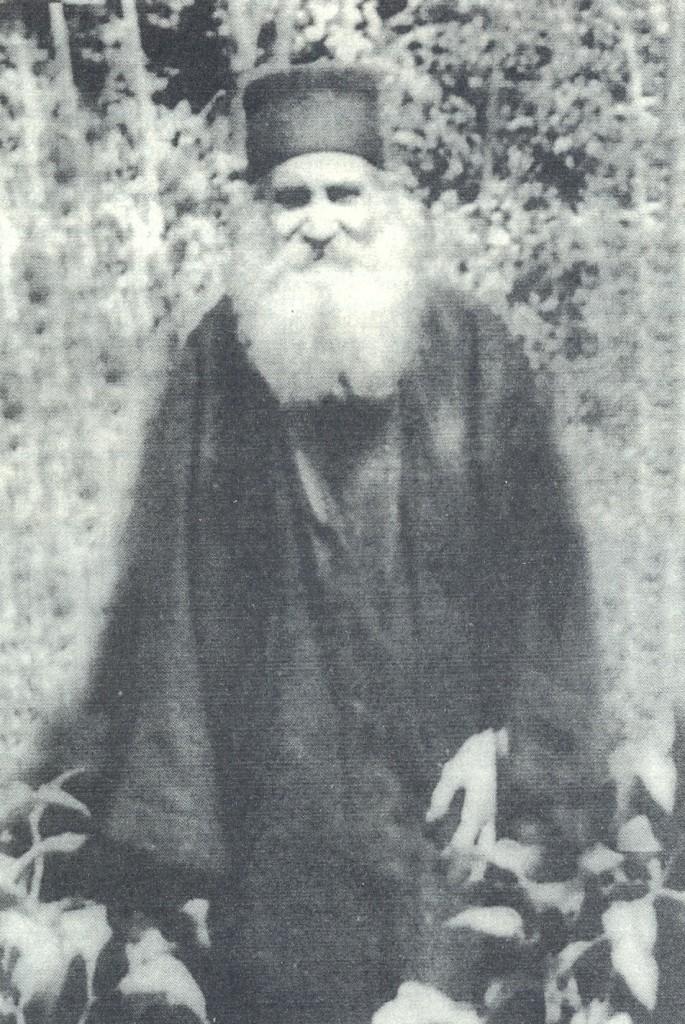 Μοναχός Παρθένιος Νεοσκητιώτης