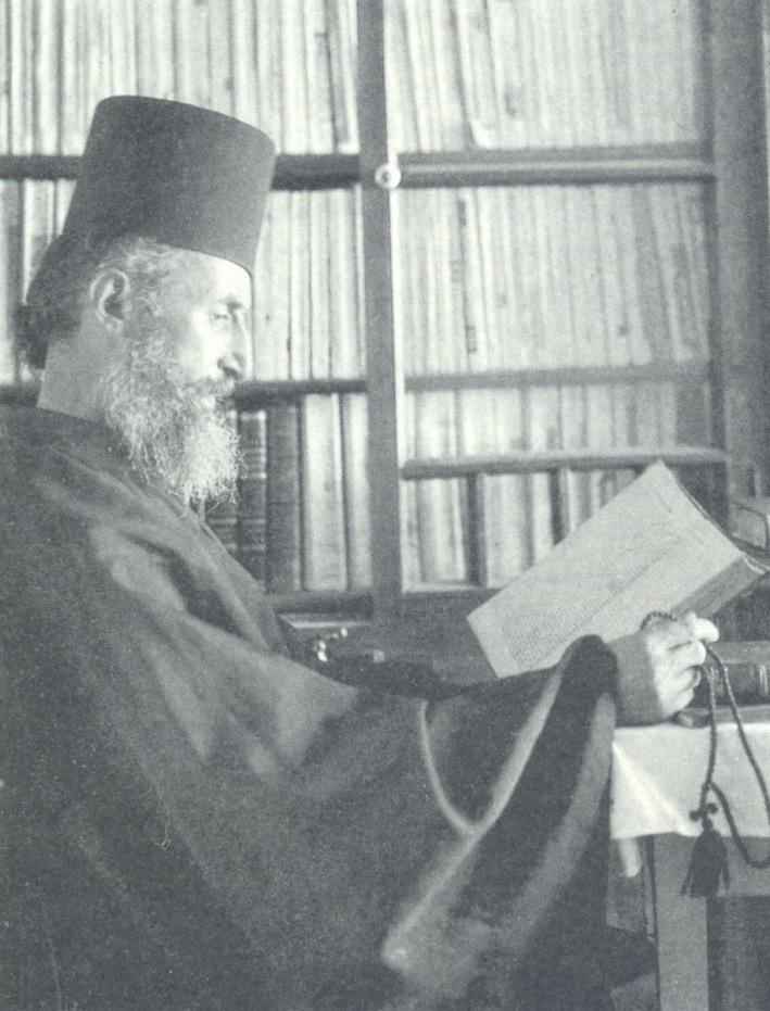 Μοναχός Παύλος Λαυριώτης