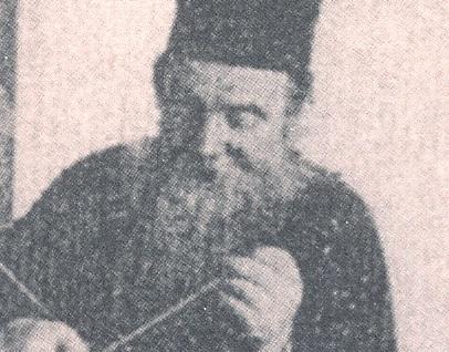 Μοναχός Παχώμιος Καρυώτης (1892 - 21.1.1968)