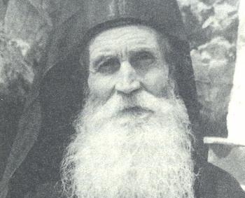 Μοναχός Χρυσόστομος Κατουνακιώτης (1903 - 29.1.1989)