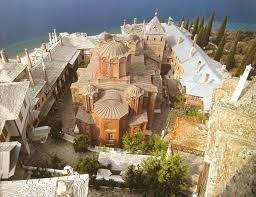 Μονή Δοχειαρίου-Ιερομόναχος Νικόλαος