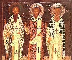 Οι τρεις Ιεράρχες και η Ελληνική φιλοσοφία