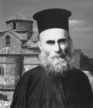 Bησσαρίων ο Αγαθωνίτης († 22 Ιανουαρίου 1991)