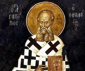 Άγιος Γρηγόριος, ο μεγάλος ποιητής και Θεολόγος