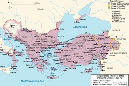 Σέρβοι, Βούλγαροι, Ρουμάνοι και Βυζάντιο: πολύπλοκες σχέσεις
