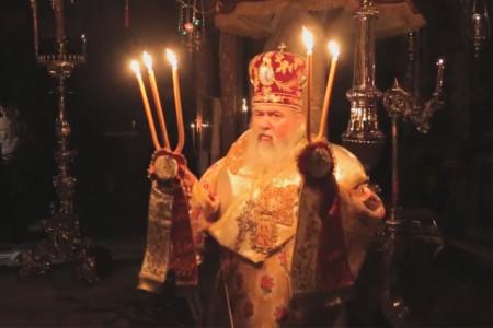 Η εορτή της Περιτομής του Κυρίου και του αγ. Βασιλείου στη Μονή Βατοπαιδίου