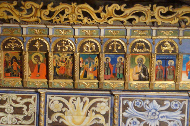 Λημνιακή εκκλησιαστική αρχιτεκτονική και διακόσμηση