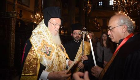 Άρχων Ιερομνήμων της Αγίας του Χριστού Μ. Εκκλησίας ο Αντώνιος Χατζόπουλος