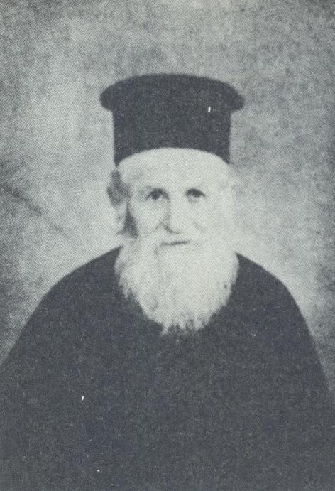 Ιερομόναχος Ιάκωβος Αγιορείτης