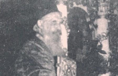 Ιερομόναχος Καλλίνικος Αγιορείτης (23 Φεβρουαρίου 1961)