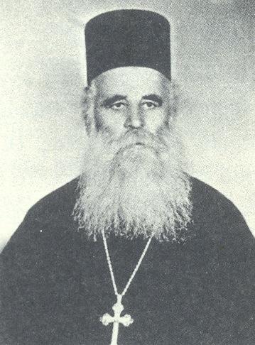 Ιερομόναχος Μακάριος Αγιαννανίτης