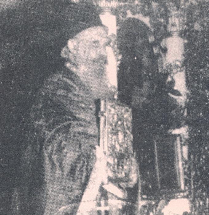 Ιερομόναχος Καλλίνικος Αγιορείτης