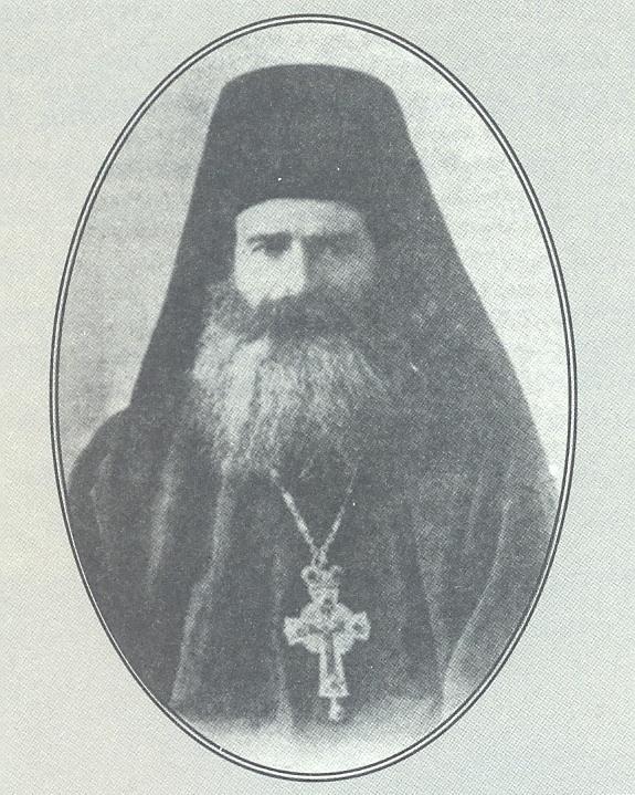 Μοναχός Βαρνάβας Σταυροβουνιώτης