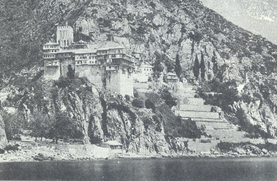 Μοναχός Ιλαρίων Διονυσιάτης