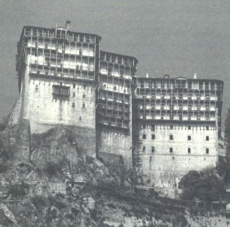 Μοναχός Λεόντιος Σιμωνοπετρίτης (1859 - 24.2.1949)
