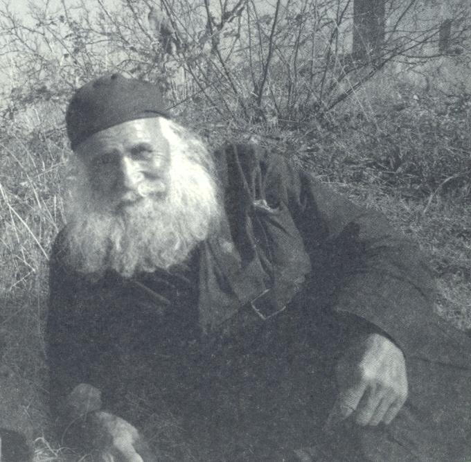 Μοναχός Χαράλαμπος Καψαλιώτης