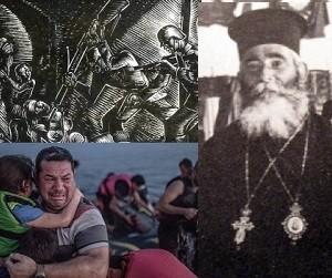 Ο παπάς της σφαγής του Διστόμου στέλνει ένα μήνυμα στους σύγχρονους Έλληνες