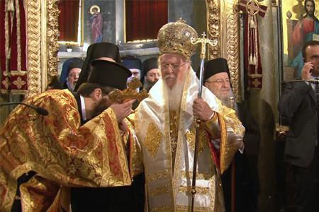Πολυχρονισμός Οικουμενικού Πατριάρχου επί τη εορτίω αυτού ημέρα