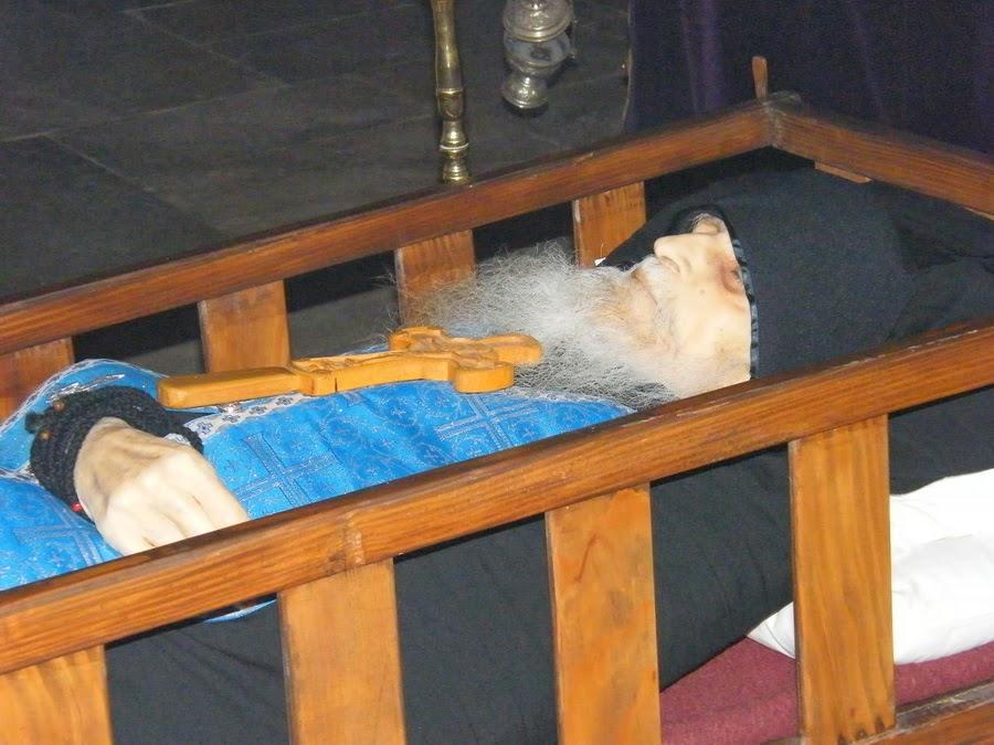 Αρχιμανδρίτης Μωυσής Χιλιανδαρινός (†21 Μαρτίου 2010)03
