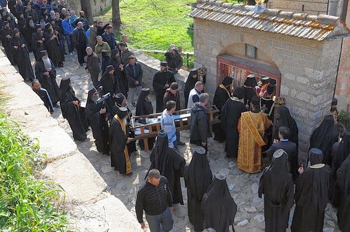 Αρχιμανδρίτης Μωυσής Χιλιανδαρινός (†21 Μαρτίου 2010)05