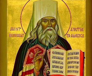 Άγιος Ιννοκέντιος Βενιαμίνωφ, ο μεγάλος Ρώσος ιεραπόστολος
