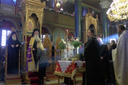 Η Καστοριά και το Βατοπαίδι συναγωνιστές στην τιμή του Αγίου Γρηγορίου του Παλαμά
