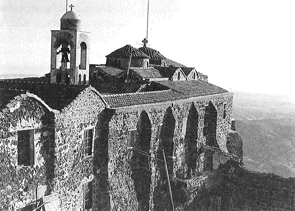 Iera Moni Stavrovouniou, Larnaka Kypros