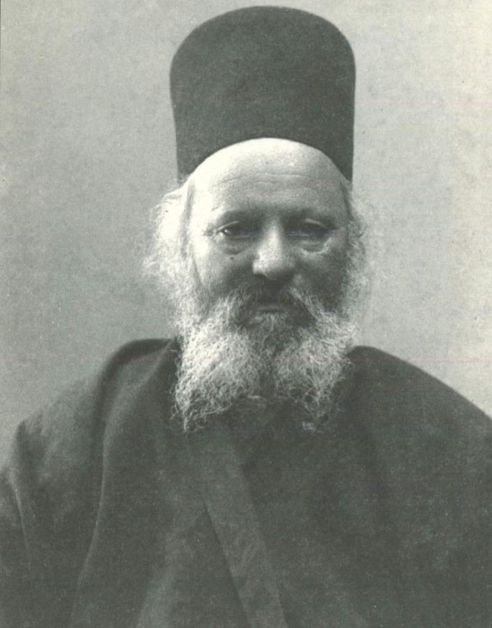 Ιερομόναχος Σάββας Καρυώτης, «προθυμίαν έχων να γίνηται ωφέλιμος εις μοναχούς και λαϊκούς»