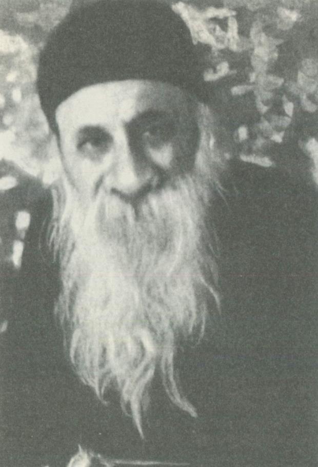 Monahos Theoktistos Esfigmenitis