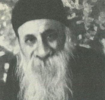 Μοναχός Θεόκτιστος Εσφιγμενίτης (1822 - 29 Μαρτίου 1917)