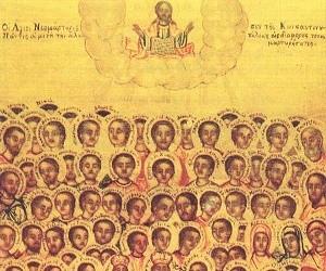 Ο Άγιος Νεομάρτυς Ιωάννης ο Βούλγαρος