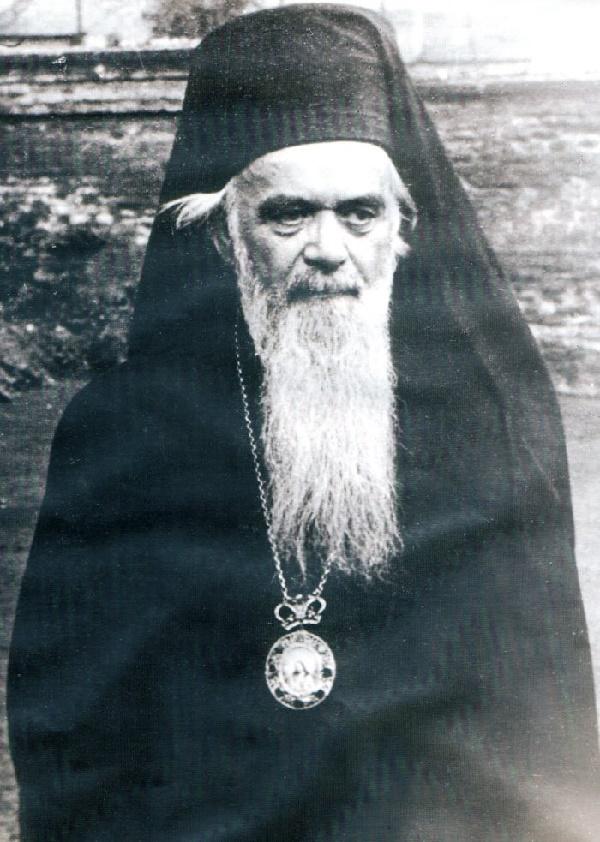 Άγιος Νικόλαος (Βελιμίροβιτς), επίσκοπος Ζίτσης και Αχρίδος ...