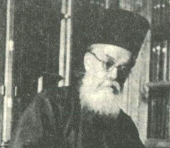 Ιερομόναχος Ιερόθεος Αγιοπαυλίτης (1869 - 21 Απριλίου 1947)