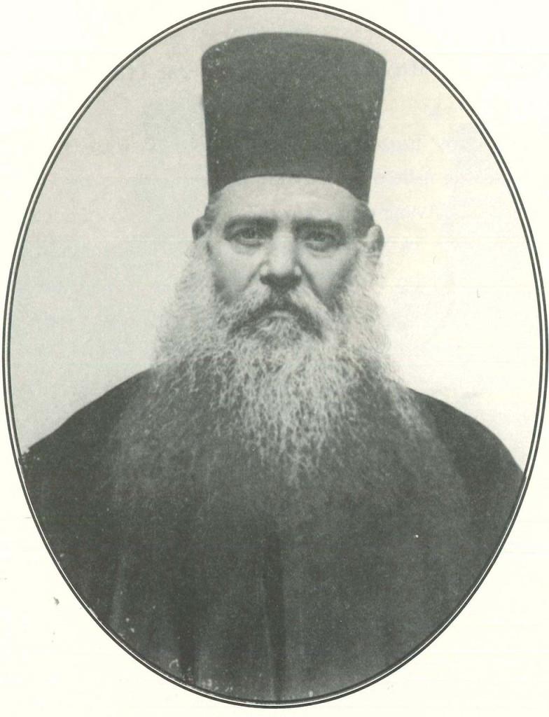 Monahos Makarios Agiannanitis