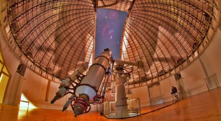Οι εικόνες διηγούνται την ιστορία: Εθνικό Αστεροσκοπείο Αθηνών