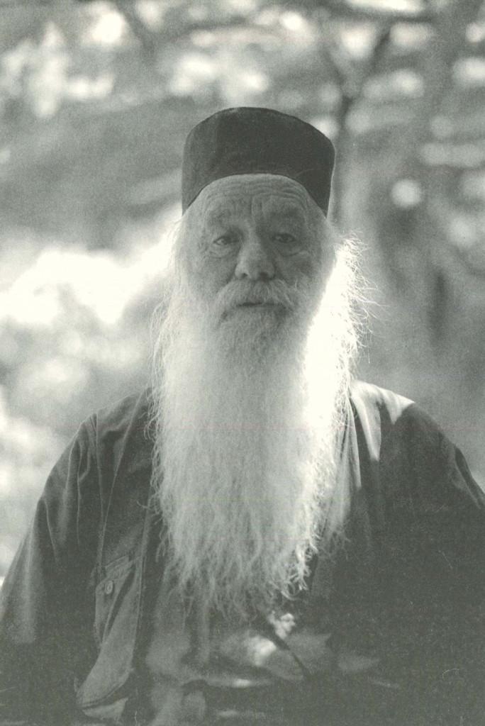 Γέροντας Νικάνωρ Καυσοκαλυβίτης, πάντοτε ευγενής, καταδεκτικός και φιλόξενος (φωτ. μοναχού Γαβριήλ Φιλοθεΐτου)