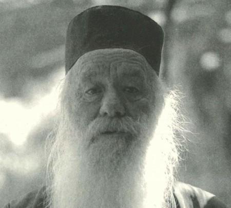Ιερομόναχος Νικάνωρ Καυσοκαλυβίτης (1913 - 17 Μαΐου 1998)