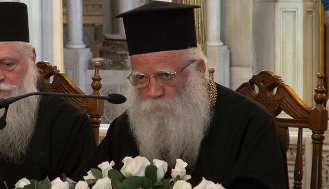 Μητροπολίτης Κυθήρων Σεραφείμ: «Ο αείμνηστος Γέροντάς μου, Αρχιμ. Συμεών  Κραγιόπουλος» | Πεμπτουσία